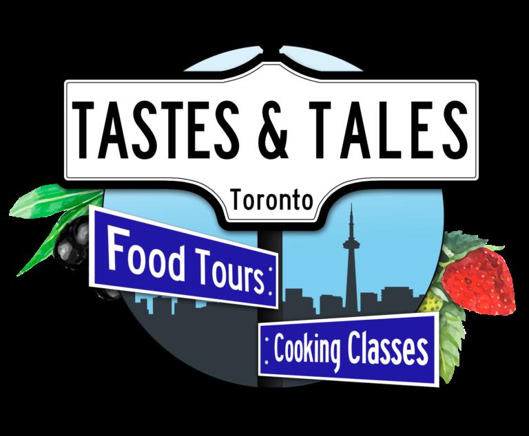 Tastes and Tales Toronto Logo