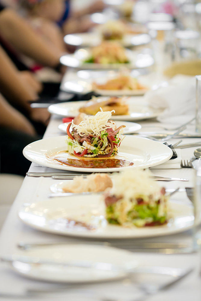 Culinary excellence for your corporate events and team building experiences