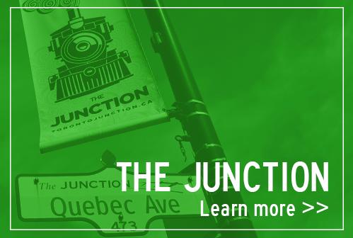 Food tour of the Junction neighbourhood in Toronto