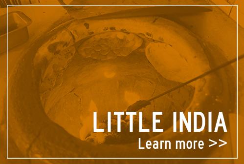 Food tour of Little India neighbourhood in Toronto