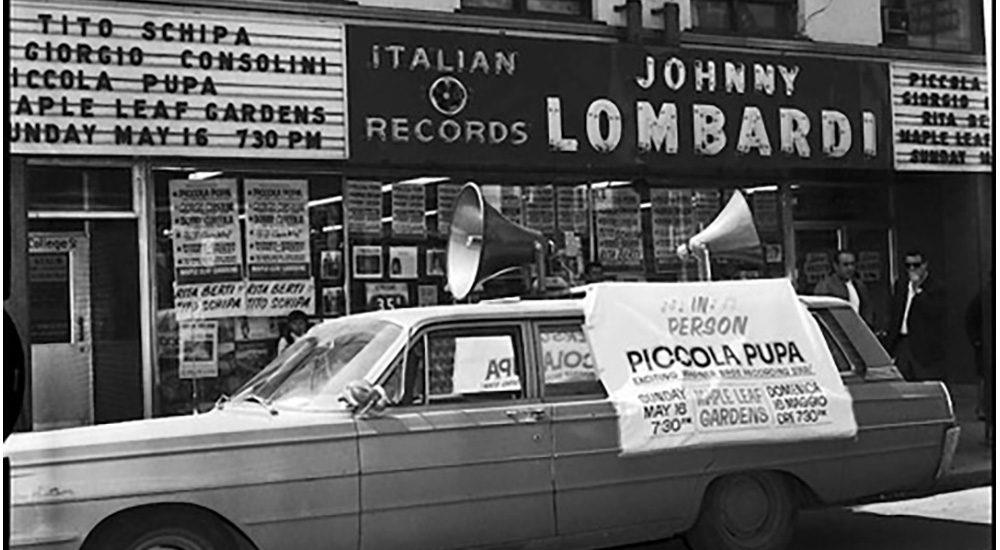 Johnny Lombardi Italian Records (City of Toronto Archives, Fonds 1257, f1257_s1057_it0472).