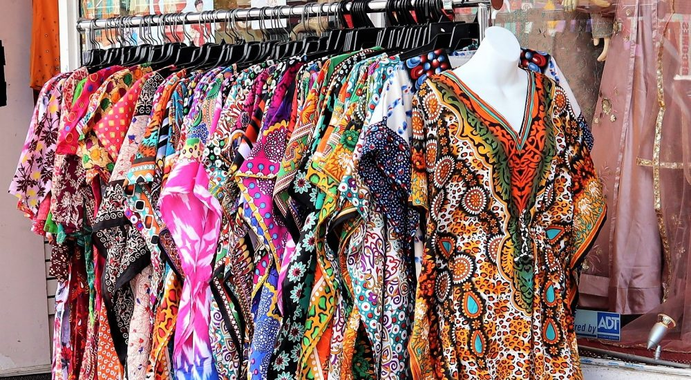 Clothing sold in Little India