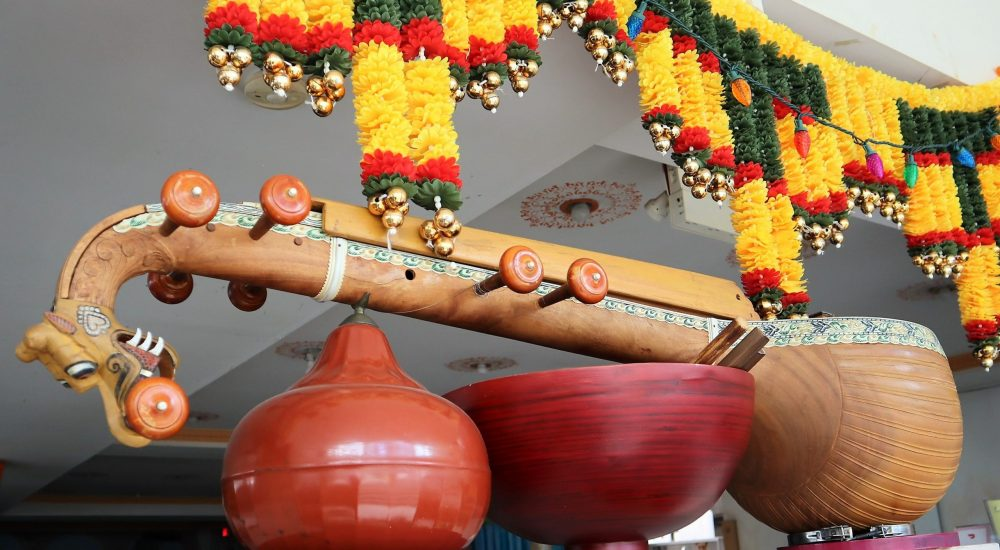 Instrument in Little India